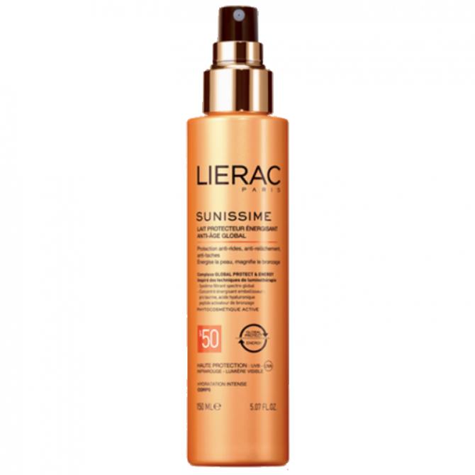 powersante-lierac-sunissime-lait-protecteur-energisant-anti-age-global-spf50-150-ml